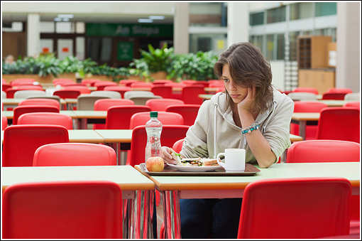 Eating-Alone-510-x-339 Ways To Get Rid Of The Person Who Can Never Stop Eating Humor & Satire